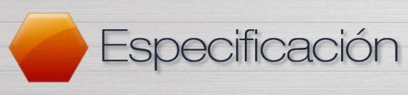 Especificación Acento Suministros & proyectos