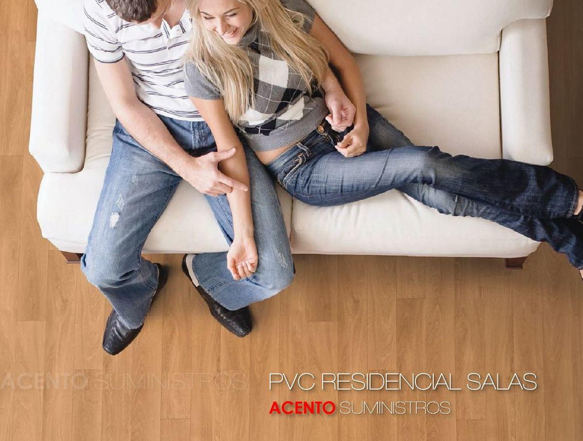 LAMIANDO SINTETICO PVC RESIDENCIAL SALAS ACENTO SUMINISTROS