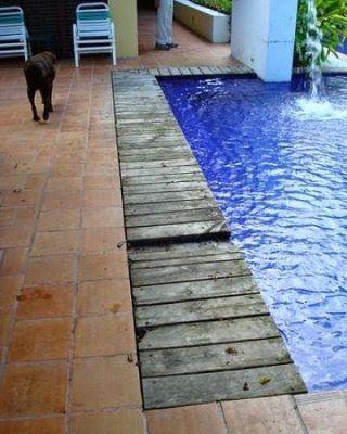 Piso deck madera natural falla con el tiempo