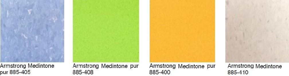 Armstrong Medintone Homogéneo 2mm Diamond 10