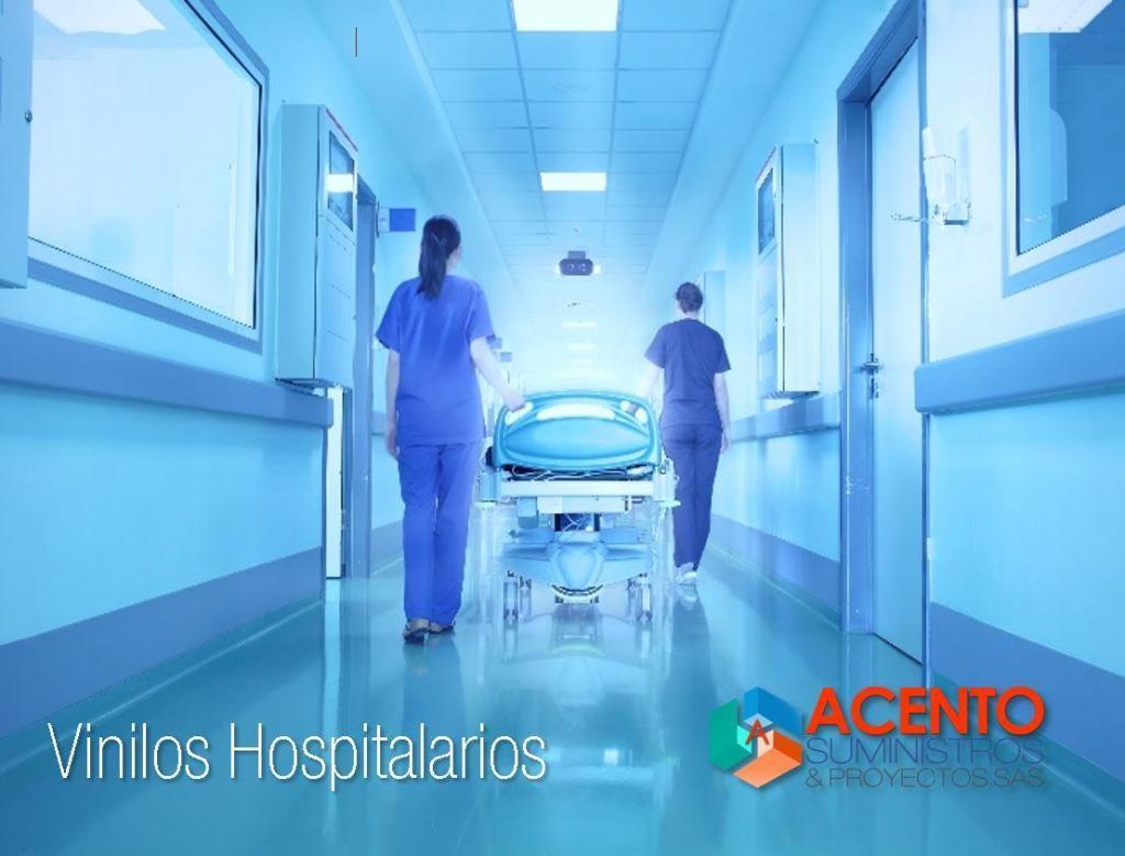 Pisos Vinilo hospitalario Acento Suministros Armstrong