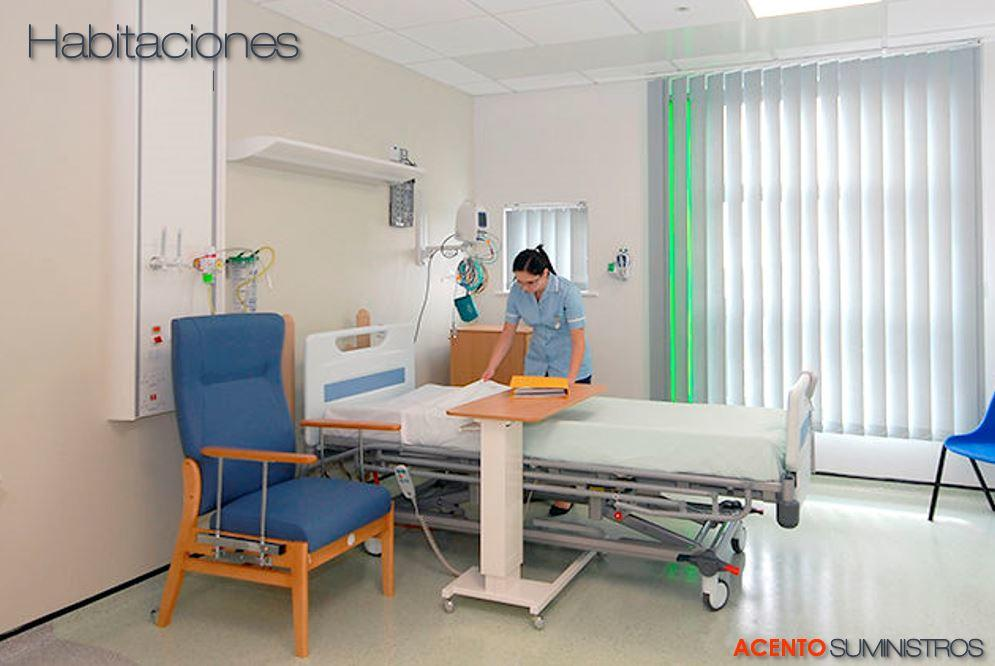 Pisos para habitaciones hospitalarias homogéneos Tarkett