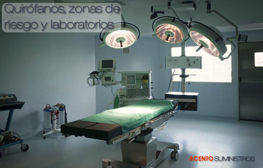 Vinilos hospitalarios para salas de cirugía conductivos homogéneos