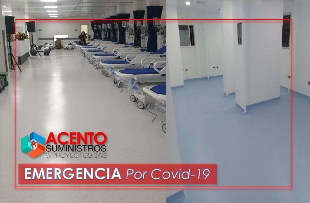 Pisos Hospitalarios Covid19
