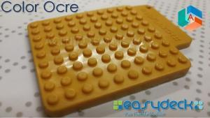 Easydeck color Ocre Acento Suministros