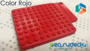 Easydeck color Rojo Acento Suministros