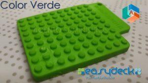 Easydeck color Verde Acento Suministros