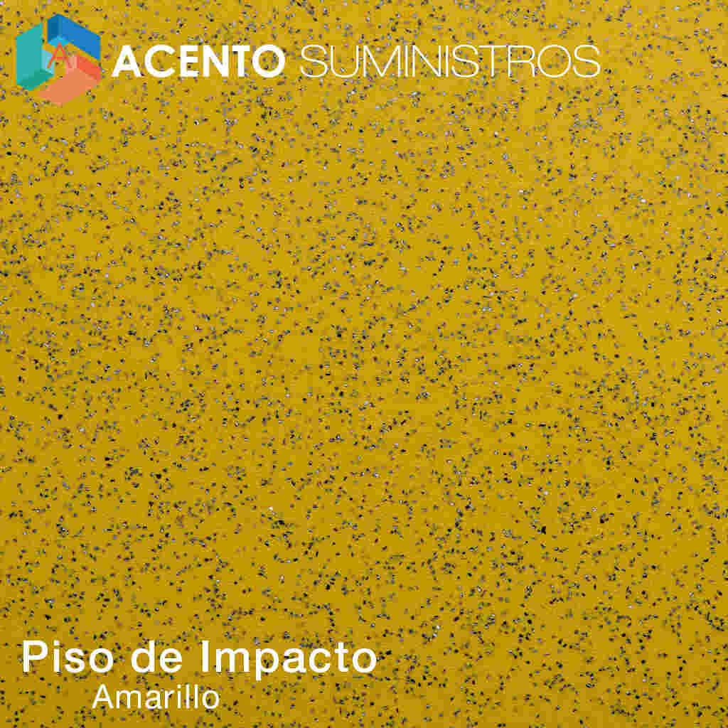 Piso Impacto Pol-Rf Nf L10 Amarillo