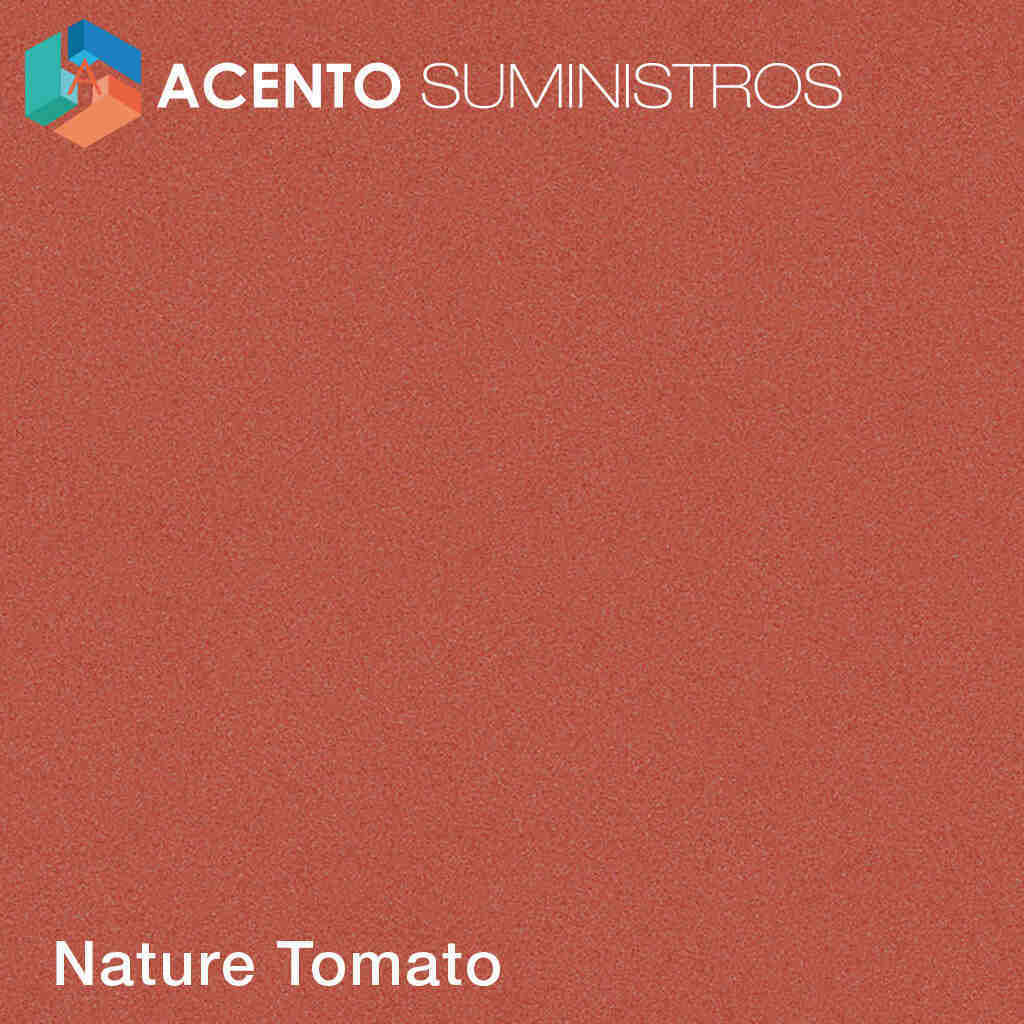 Piso heterogéneo Tarkett Acczent Excellence 70 Ruby Rojo
